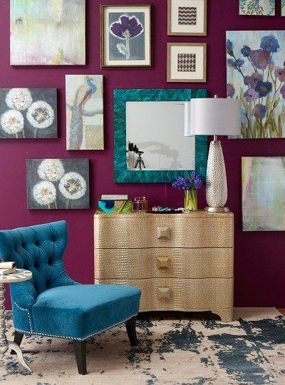 19 Best Images About Purple Plum Light Blue Turquoise