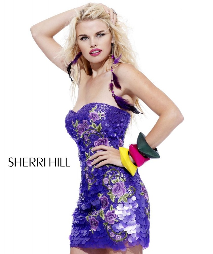 84 mejores imágenes de Sherri Hill dresses. en Pinterest   Vestidos ...