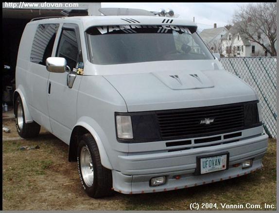 Custom Van Interiors Custom Astro Van Interior My 1990