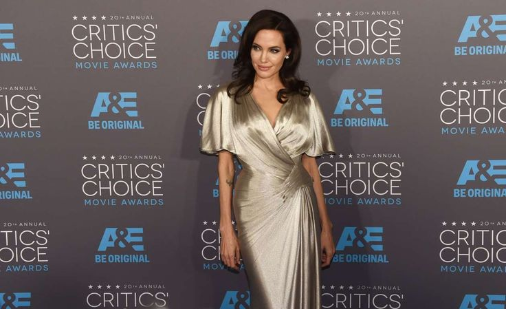 US- ENTERTAINMENT-CRITICS CHOICE AWARDS-ARRIVALS - Frederic J. Brown/AFP/Getty Images