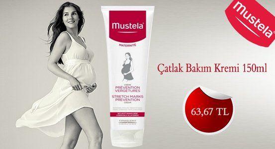 Mustela Maternite Stretch Marks Prevention Cream 150ml (Çatlak Bakım Kremi) Özet Bilgi : Çatlak görünümünü azaltmaya yardımcı bakım Kremi  http://www.dermoeczanem.com/mustela-maternite-stretch-marks-prevention-cream-150ml