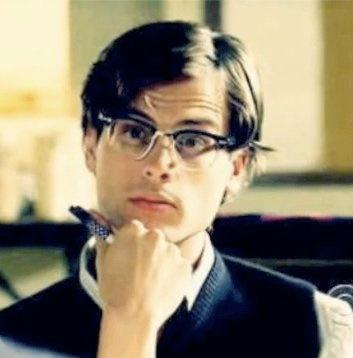 spencer reid glasses. matthew gray gubler as dr. spencer reid. one of the most well developed characters reid glasses