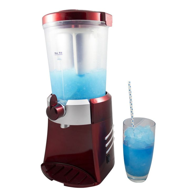 Take advantage of our great prices and buy Gourmet Gadgetry Retro Diner Slush Maker today at IWOOT. Get great gifts, with free delivery available.
