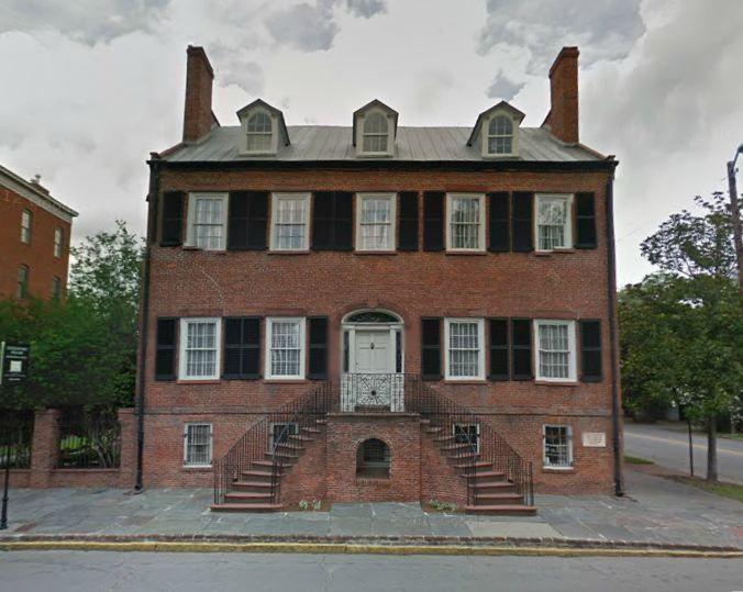 Davenport House Museum - Savannah Georgia