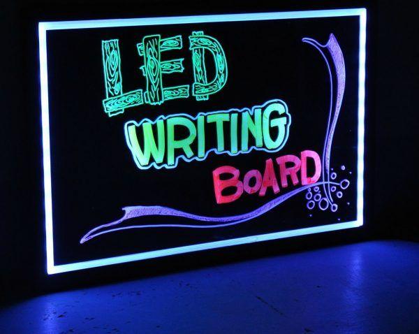LED Writing Board Gift Idea for Teen Boys