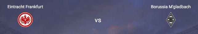 #EintrachtFrankfurt vs #BorussiaMgladbach #Germany #Bundesliga match #prediction and #bettingtip