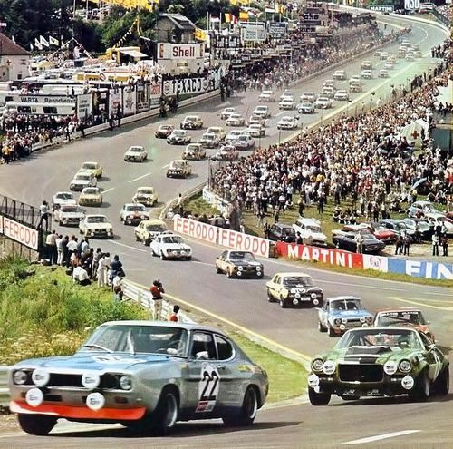 Spa 24 h race