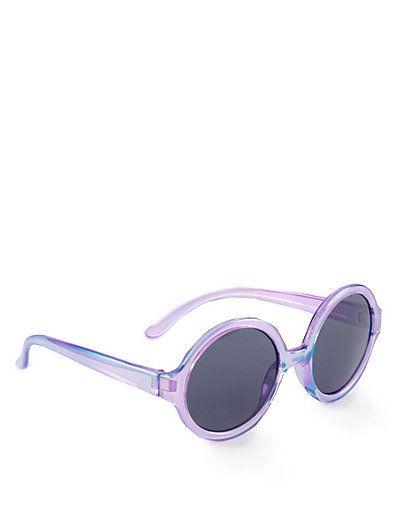 Kids' Round Frame Kids Sunglasses