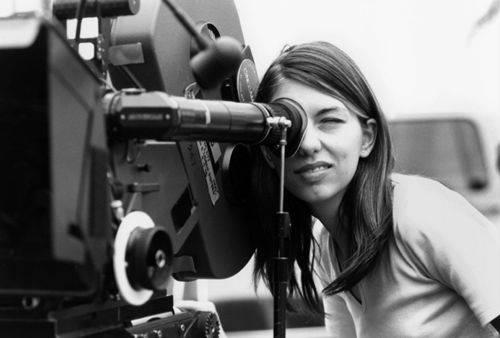 Sofia Coppola - Screenwriter, film director, actress, and producer. In 2003 she became the third woman (and the first American woman) to be nominated for an Academy Award for Directing, for Lost in Translation.