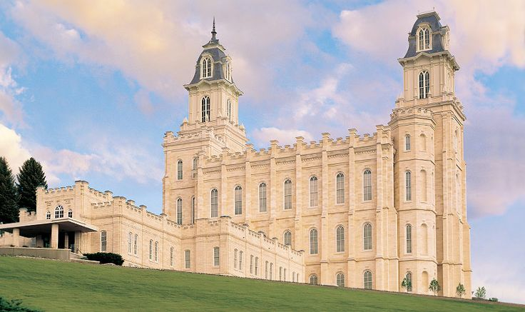 Manti Utah LDS temple.  I've photographed a wedding here and attended the old Manti Pageant.  I need to go again. LDS are also known as Mormons or The Church of Jesus Christ of Latter Day Saints