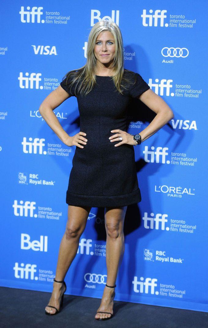 Jennifer Aniston y las claves de su figura
