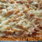 QUICK AND EASY TUNA PASTA BAKE ALA SHAN