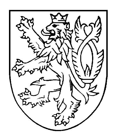 český státní symbol omalovanky - Google Search