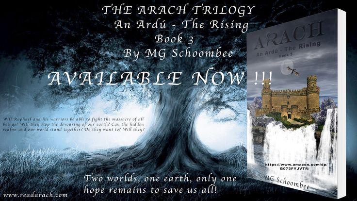 ARACH - An Ardú The Rising! Find out more at www.readarach.com