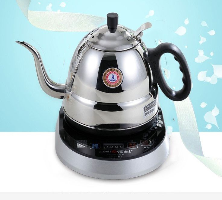 KAMJOVE TP-700 Stainless steel electric kettle hot intelligent induction electric tea kettle