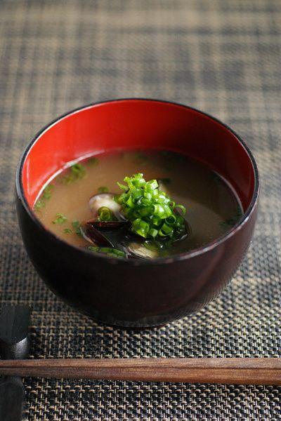 しじみと小ねぎの味噌汁~土用丑の日にも♪ by 小泉 明代さん | レシピ ...
