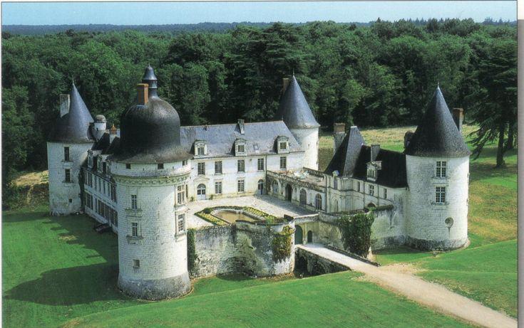Château du Gué Péan, Loir et Cher