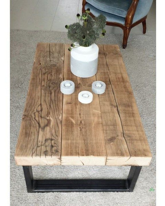 ✔54 awesome diy coffee table projects 25