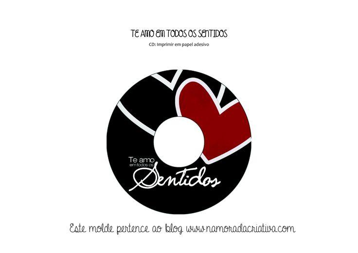 CAIXA DOS 5 SENTIDOS - CD ADESIVO