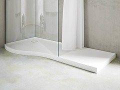 Piatto doccia in Korakril™ BOMA | Piatto doccia in Korakril™ - Rexa Design