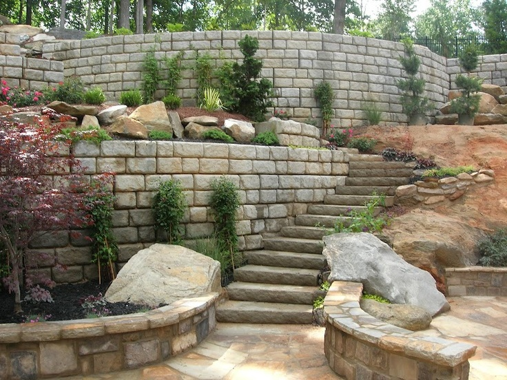31 best retaining walls images on pinterest