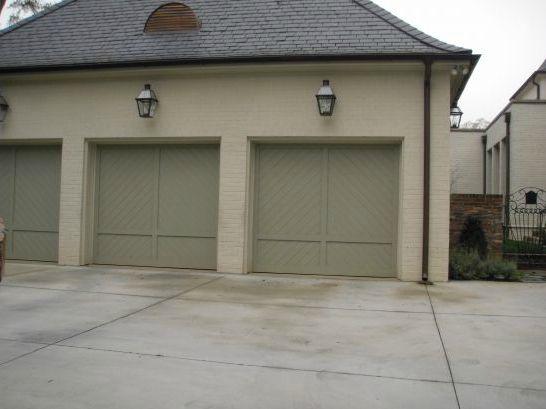 La puerta del garaje rooms of the house pinterest for Design semplice del garage