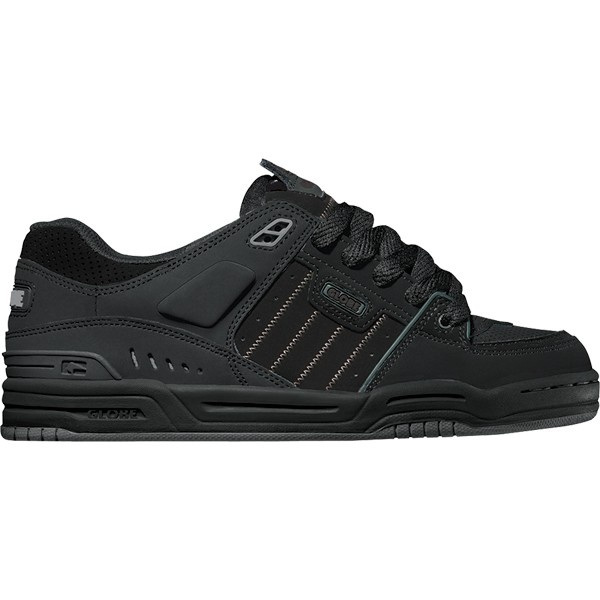Globe Skate Shoes | Globe Fusion Skate Shoes - Black Night | 2013
