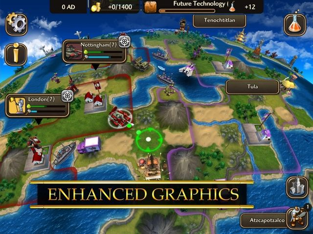 Sid Meier's Civilization Revolution 2 Released for iOS [Video] - http://iClarified.com/42071 - Sid Meier's Civilization Revolution 2 has been released for the iPhone, iPad, and iPod touch.