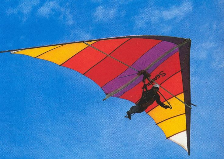 hang glider - Google Search