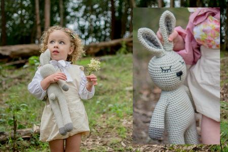 Easter is just a hop, skip and a jump away and there is so much more available for our precious little ones besides chocolate!