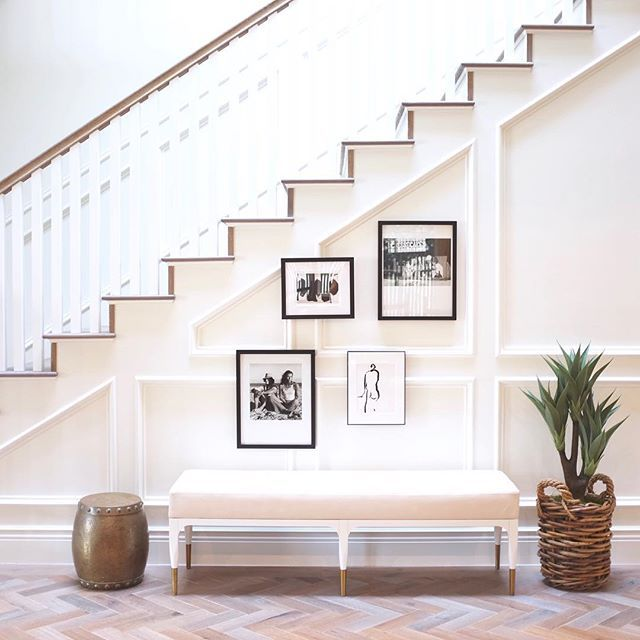 The perfect #Sunday stairway #consortdesign #whitehot