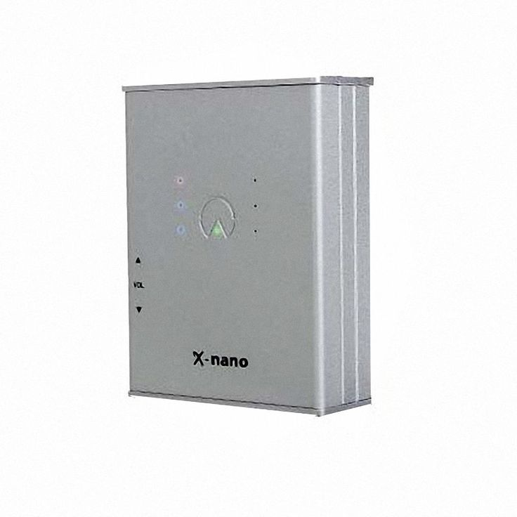 JAVS X-NANO USB Headphone Amp & DAC DDC D/A Converter DSD Silver color  #JAVS