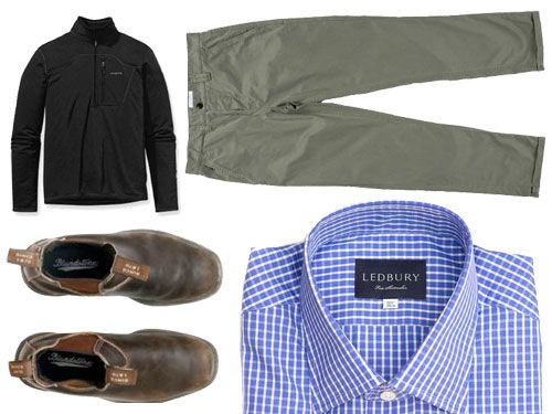 Globetrotting Essentials for Dudes, From the La Matera Brothers