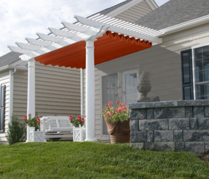 Know About Fantastic Pergola Covers of your House - 17 Best Images About Pergola / Gazebos Roofs / Covers On Pinterest