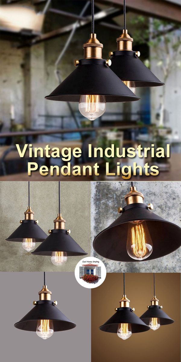 I Love These Vintage Pendant Lights Nice Clean Lines Beautiful