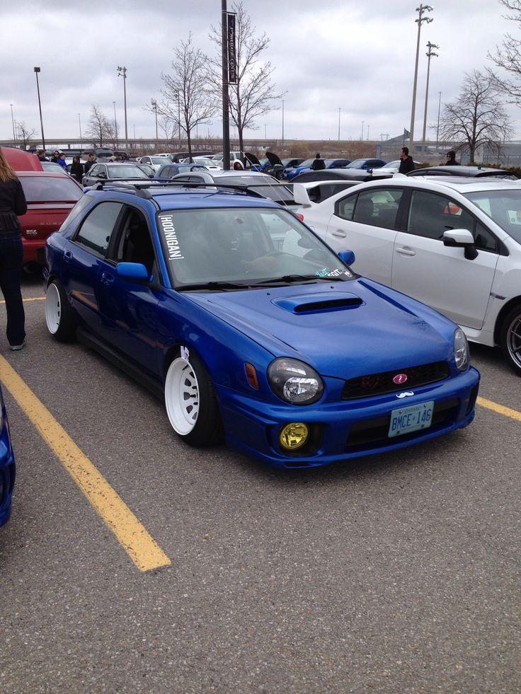 2002 Subaru Wrx Wagon- 8000$