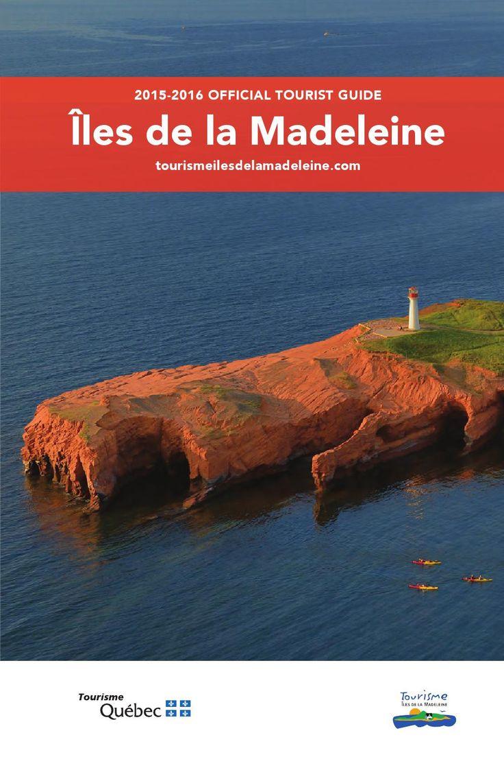 Îles de la Madeleine Official Tourist Guide 2015-2016