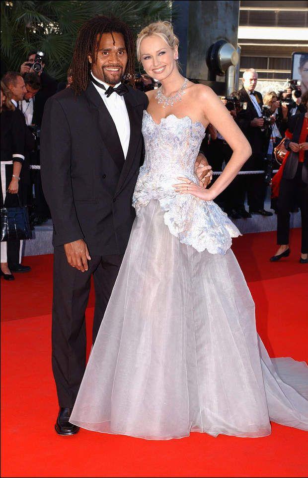 Festival de Cannes : ces couples oubliés et aujourd'hui séparés - Christian et Adriana Karembeu