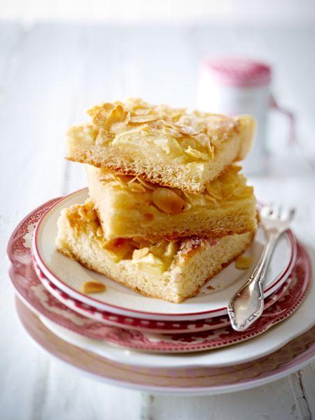 ObstkuchenLust auf Apfelkuchen? Wir haben die besten Rezepte. Und das, das ganze Jahr über: ein Schwedischer Apfelbiskuit, eine