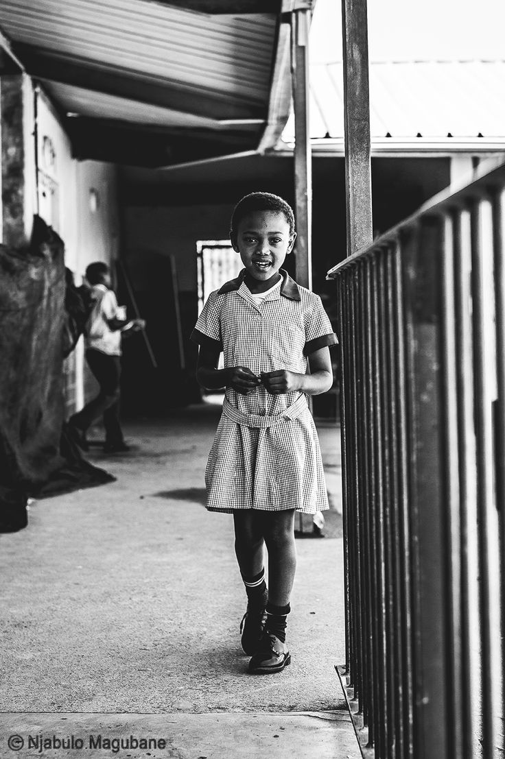 Hope she grows up, become intelligence, achieve self knowledge, defeat all the challenges she face, go beyond expectations, hope dont fight to become anybody's Queen but realize she was born one, a true African Goddess
