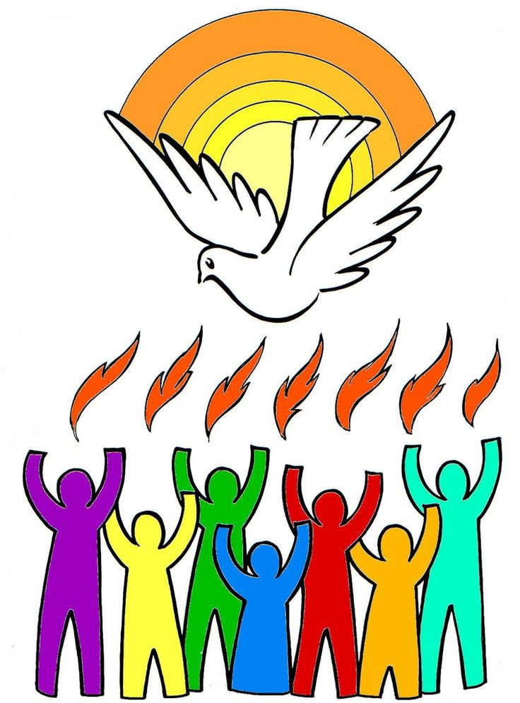 Resultado de imagen para imagenes del espiritu santo
