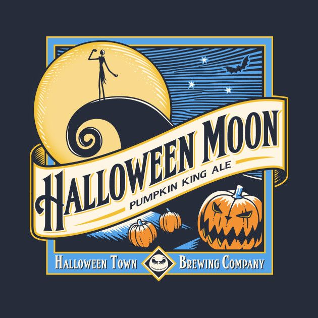 Check out this awesome 'Halloween+Moon' design on @TeePublic!