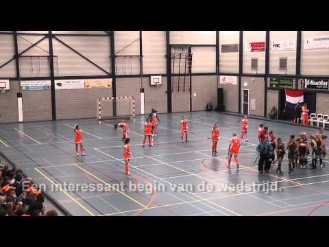 Opening Dutch indoor hockey