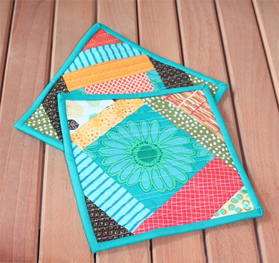 32 best pot holders images on Pinterest | Potholders, Hot pads and ...