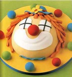 torta payaso
