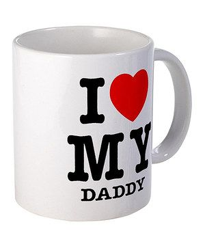 Loving this 'I Love My Dad' Mug on #zulily! #zulilyfinds