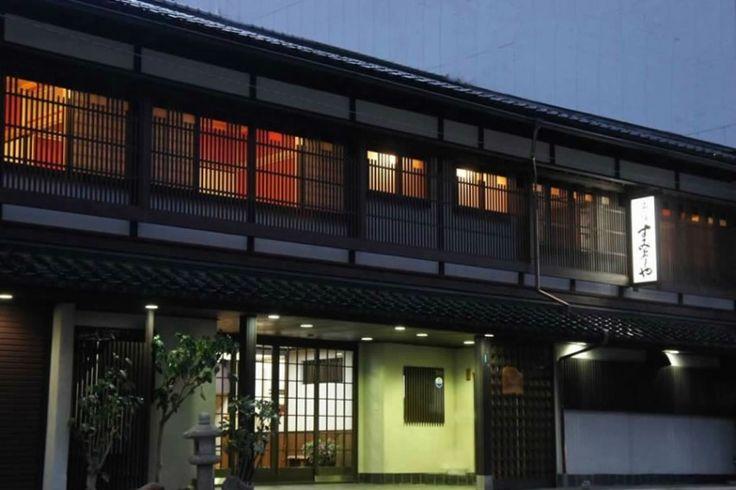 外国人も大満足の老舗旅館「すみよしや」 in 金沢。若女将にインタビュー【前編】