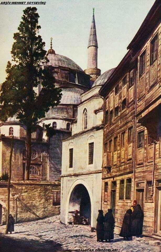 Üsküdar Mihrimah Sultan Cami