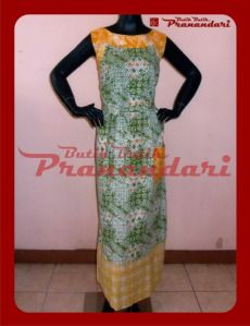 Longdress Batik Garutan