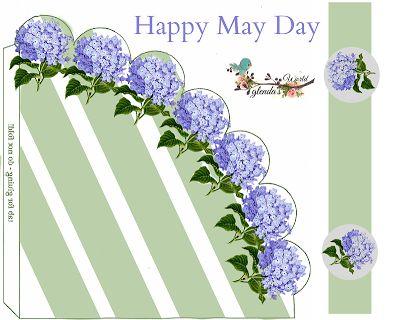 glenda's World : May Day Baskets